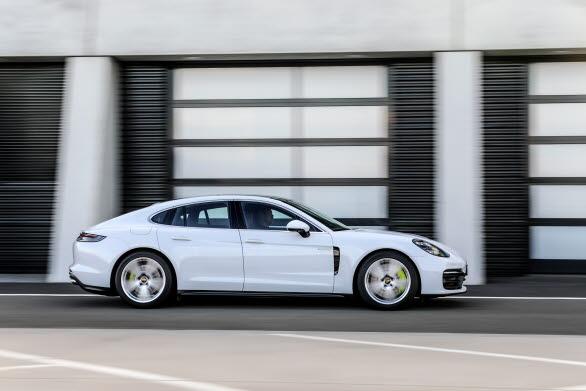 Nya Porsche Panamera 4S E-Hybrid
