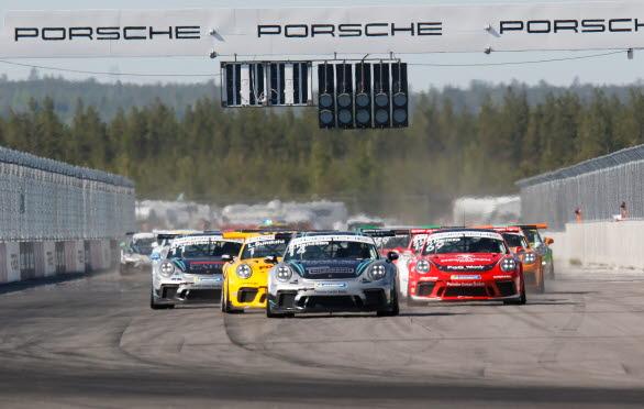 Satsningen på internationellt meriterade gästförare är en viktig del av Porsche Carrera Cup Scandinavia. De senaste åren har serien lockat en rad världsstjärnor inom motorsporten. Bl.a. F1-världsmästaren Jacques Villeneuve och Indycar-stjärnan Felix Rosenqvist. I säsongpremiären av årets mästerskap kommer touringcar-stjärnan Thed Björk till start.