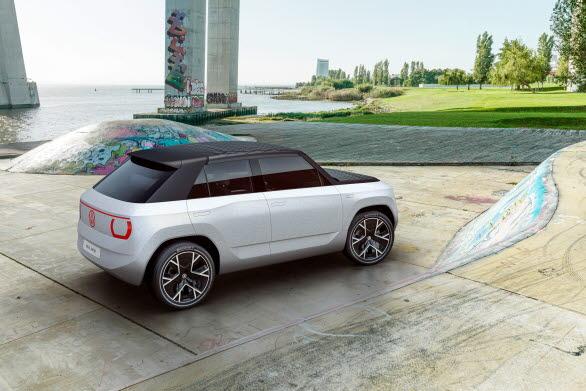 ID. LIFE är först ut med framhjulsdrift bland de de MEB-baserade modellerna.