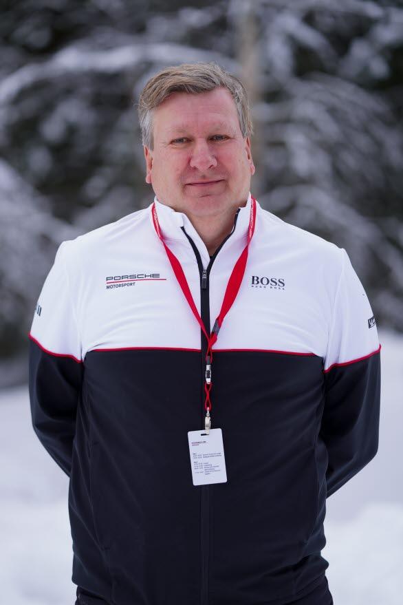 Thomas Johansson, Sporting Director, Porsche Carrera Cup Scandinavia – Vi vill skapa professionella förare som håller internationell toppklass och då räcker det inte längre med att bara vara snabb på banan, säger Thomas Johansson, Sporting Director på Porsche Carrera Cup Scandinavia. Racing handlar om att optimera allt. Det är det som är kärnan i Driver Development Programme.