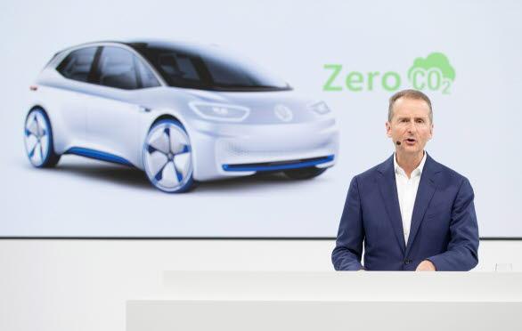− Volkswagen tar ansvar för framtidens viktiga trender – i synnerhet klimatfrågan, säger Herbert Diess, VD för Volkswagen AG.