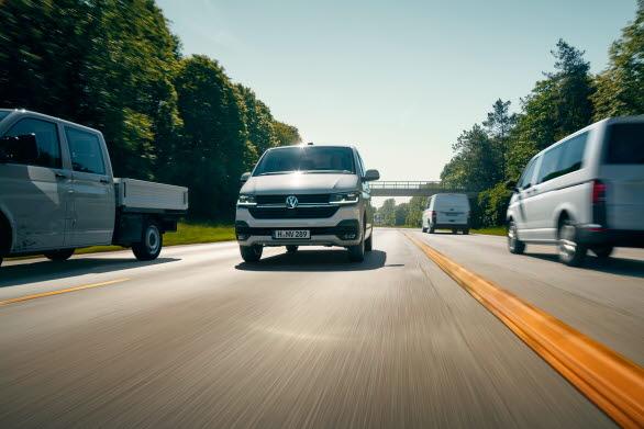 Transporter bäst i test av säkerhetssystem.