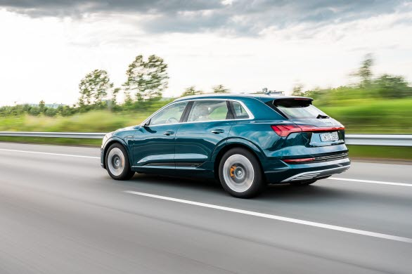Elbilen Audi e-tron