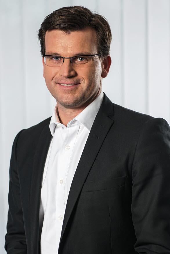 Hans Turemark lämnar Sverige för att bli Regionchef på VWCV i Hannover.