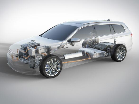 Batterikapaciteten har ökats från 9,9 kWh till 13,0 kWh.